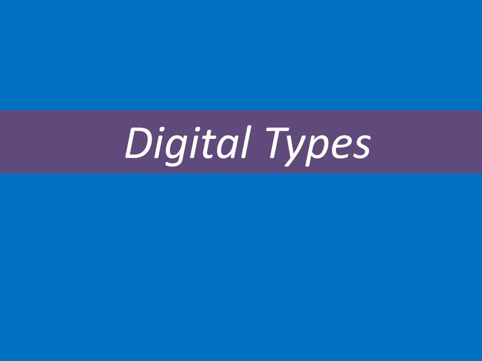 digital-types